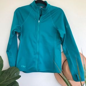 🆕 Outdoor Research Teal Jacket